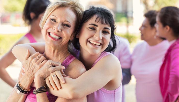 Coframed berät Sie bei Brustkrebs und nach einer Brustamputation