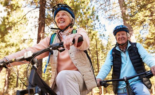 Gesundheit und Sport im Alter