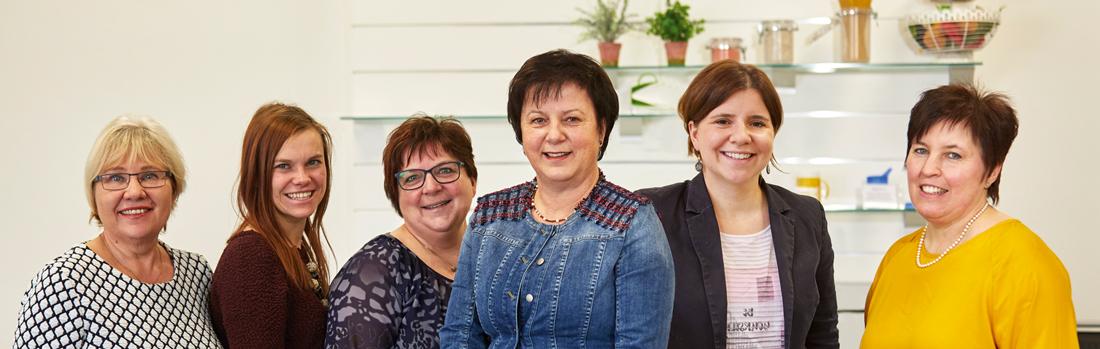 Das Team des Sanitätshauses Coframed